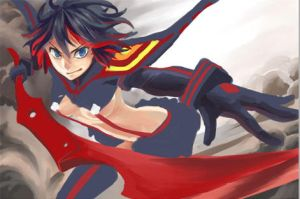 Wip Kill la kill by ComplexWish