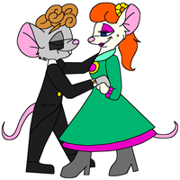 GMD: The Dance by MouseAvenger