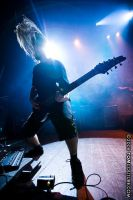 Frederick of MESHUGGAH by tomcouture