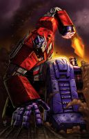 G1 Optimus Prime by allengeneta