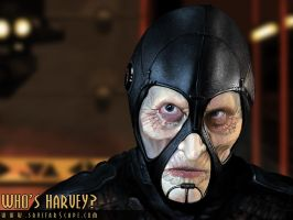 Farscape - Who's Harvey? by herr-o