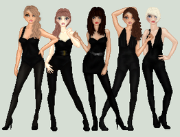 Girls Aloud by china-doll-on-tour