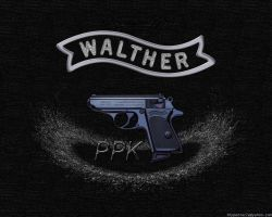 Walther PPK - nonwide by thypentacle