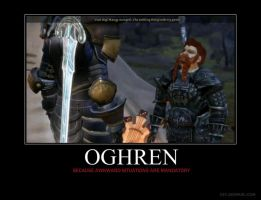 Oghren Motivational by HC-IIIX