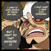 Usopp - Chapter 643 by SergiART