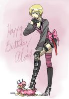 Happy Birthday Alois by madelezabeth