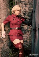 Seras Victoria - Shoot 04 by PAPANOTZZI