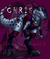 chris colored by AstroZerk