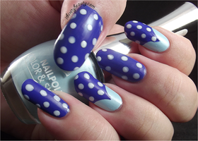 Simple Polka Dots by Ithfifi