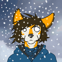 Animated Winter Icon by FoxfurNeo