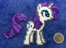 Rarity Hama mini by Hamamia