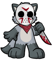 Friday The 13th by Cartcoon