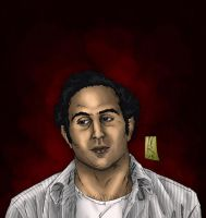 David Berkowitz - Color by The-Real-NComics