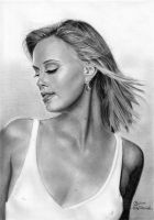 Charlize Theron by byMichaelX