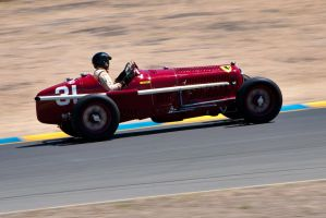 1931 Alfa Romeo Tipo B [P3] by SharkHarrington