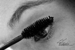 Make up by Piix-addict