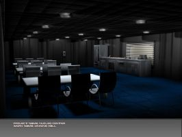 Nucleo Center - Dinning Hall by DKS-Eve