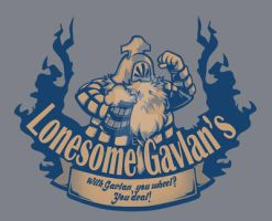 Lonesome Gavlan's by savagesparrow