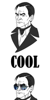 Levels of Coolness by muffinpoodle