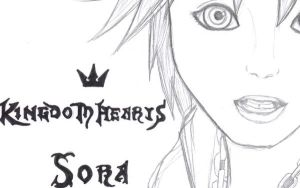 Sora Kingdom Hearts by originalsoundtrack