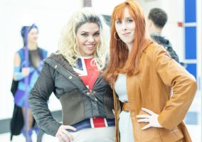 Rose Tyler Cosplay by MeganLara