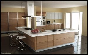 Scavolini Kitchen by lolloide