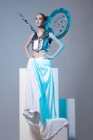 Futuristic Fashion VI by MarisaMalice