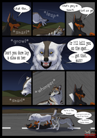 *Fight or Die* Chapter 1 Page 19 by LupusAvani