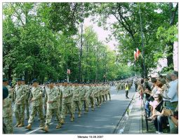 Warsaw military parade by SoundOfColor