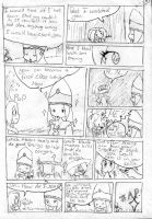 Black and white-page 5 by kittimitti