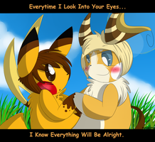 Your Eyes.. by Sammu-Desu