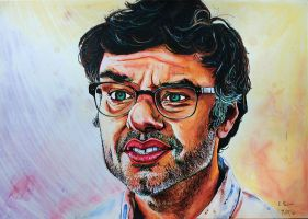 Jemaine in 'People Places Things' by Nippip