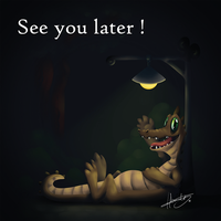 See you later ! by Bimmerd