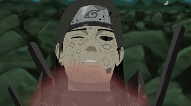 Old Decaying 1st hokage animation by Nohealsfoyou