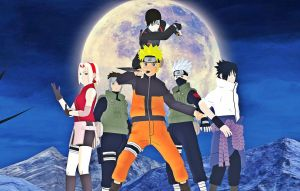 Naruto's Own Team! by calibur222