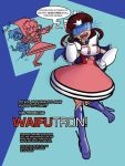 CMSN Waifutron Color3 sml by tran4of3