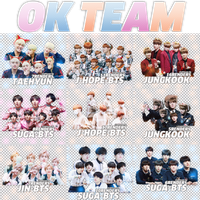 20161110 PACK RENDER BTS =))) by okteam