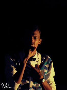 Stromae by goldpiece
