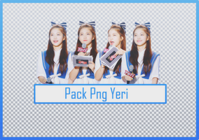 Pack Png Yeri #31 by alwaysmile19