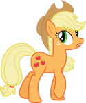Applejack by ShiningWingPony