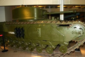 CHURCHILL BRITISH TANK 2 by Sceptre63