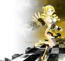 Tomoe Mami: Fade in Transition by 2ble-ZZ