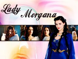 Lady_Morgana by OrlaDark