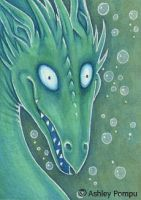 ATC Dragon Bubbles by vashley
