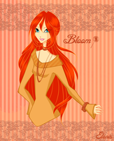 Winx club: Bloom by Qnatal