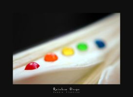 Rainbow Drops by PhotoFreak111