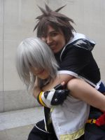 Giddy Up, Riku by KellyJane
