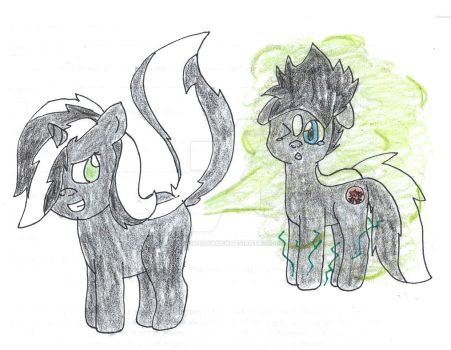 Art Trade- Scentrus' New Scent by megashadowmew