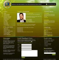 Lions Clubs International by: by WebMagic