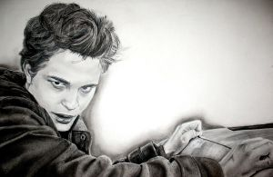 Edward Cullen -finished- by jennieannie
